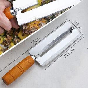 1 PC Peeler Kitchen Paring Tool Sharp Tool for Pineapple Sugarcane