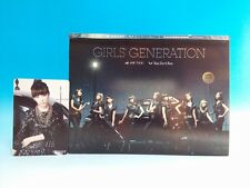 CD+DVD Girls Generation Mr. TAXI Run Devil Run JAPAN Limited Photocard Tiffany