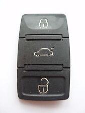 Ricambio 3 pulsanti con telecomando pastiglie per Seat chiave a scomparsa