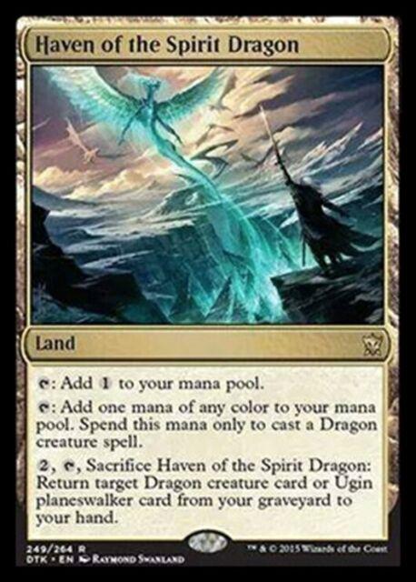 Englisch Magic the Gathering Dragons of Tarkir Dragon Tempest