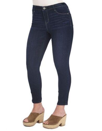 con da dimagrante bottino a del Jeans 12 vita skimmer elasticizzati sollevamento della nuova democrazia di caviglia alta dimensione 4Egndwq