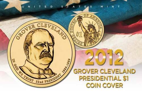 Mint Rolls 2012 P/&D Grover Cleveland 1st Term Presidential One Dollar Coins U.S