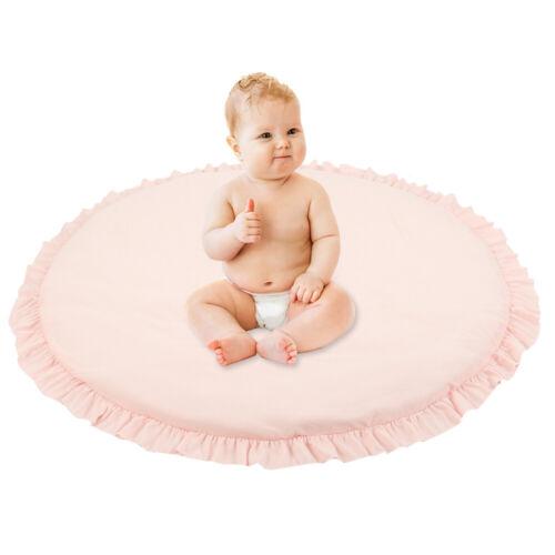 Babydecke Krabbeldecke Spielmatte Kind Spielmatte Schutzmatte Baumwolle Geschenk