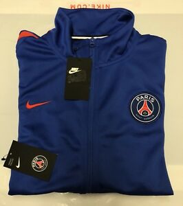 NIKE-PSG-PARIS-SAINT-GERMAIN-FRANCHISE-FOOTBALL-JACKET-XL-Brand-New-With-Tags