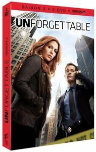 Unforgettable-Saison-2-DVD-NEUF