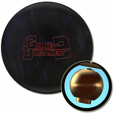 New 15LB Ebonite Gamebreaker 2 Bowling Ball Big Hook and Performance