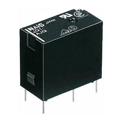 1 x TE Connectivity SPNO PCB Mount Non-Latching Relay RT334048 48V dc Coil