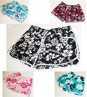Womens Casual Printing Hawaiian Beach Board Swimming Fashion Hot Pants Shorts