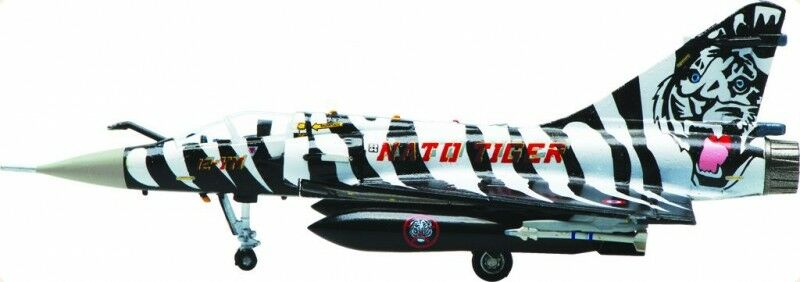 HOGAN Wings 7266 Mirage 2000c NATO Tiger 2006 scale 1 200 M-Series-NUOVO