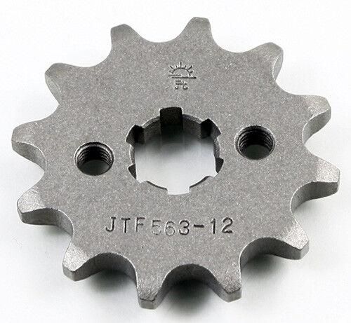 JT COUNTERSHAFT STEEL SPROCKET 12T PART#  JTF563.12