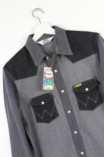 Grigio Di Wrangler Peter Jeans Western Nuovo Da Asciutto Mix Max Uomo Camicia S6qxn7Uwzt