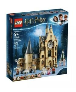 LEGO - Harry Potter - Hogwarts Clock Tower #75948 Brand New Factory Sealed FREE