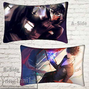 Game Persona 5 P5 Joker/&Crow Cushion Bedding Otaku Dakimakura Pillow Case #OK-69