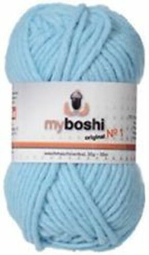 Various Colours FREE DESIGNER LABELS WITH EVERY ORDER** HAT YARN **MYBOSHI