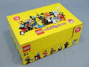 Lego cyborg series 16 unopened new factory sealed