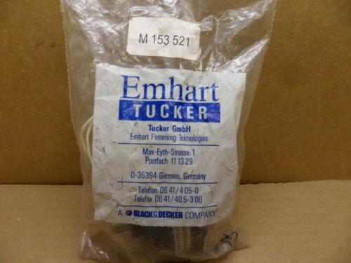 HUBMAGNET M068440 ROTARY SOLENOID EMHART TUCKER M153521 ROBOTIC WELDER NOS