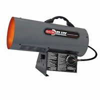 Dyna-glo Deluxe Portable Lp Forced Air Heater 60,000 Btu