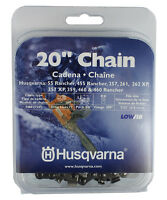 Husqvarna 531300441 20 H80-72 Chainsaw Chain .3/8 By .050 Lowvib Original on sale