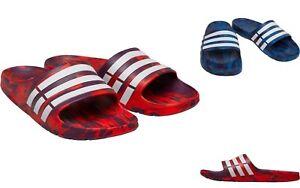 1c1b57cc861d NEW 2019 Adidas Mens Duramo Sliders Flip Flops Camo Print SIZE ...