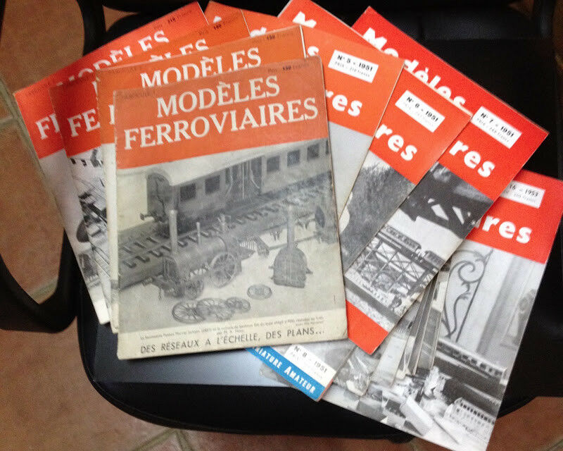 Models Ferroviaires 1949  AFAC