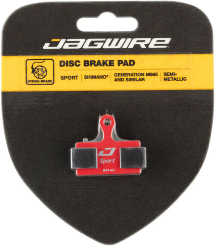 Jagwire Mountain Sport Semi-Metallic Brake Pads Shimano XTR 985 988 785 SLX M666