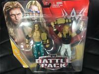 Vintage Edge & Christian Wwe Mattel Battle Pack Series 42 2-pack Figure - Mint
