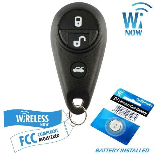 For 2009 2010 Subaru Forester Keyless Entry Car Remote Key Fob ...