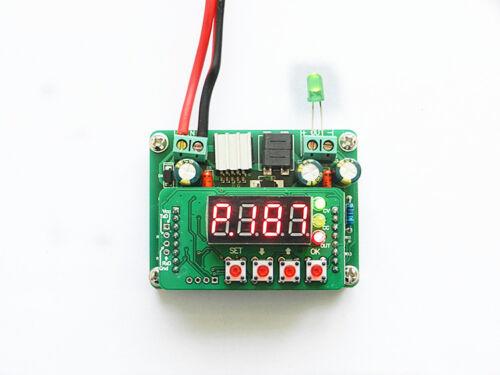 B3603 3A DC-DC LCD Digital Control Step-down Module Adjustable Buck 0-36V 0-3A