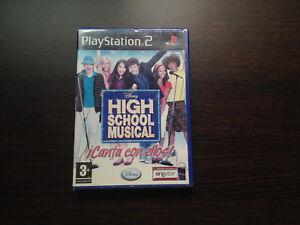 High School Musical Canta con Ellos PS2 Play PAL ESPAÑOL NUEVO PRECINTADO - España - High School Musical Canta con Ellos PS2 Play PAL ESPAÑOL NUEVO PRECINTADO - España