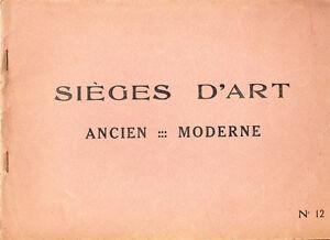 L-D-CATALOGUE-SIEGES-D-039-ART-ANCIENS-ET-MODERNES