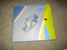 Renault R23 F1 Team Mappe folder dossier Prospekt brochure 2004
