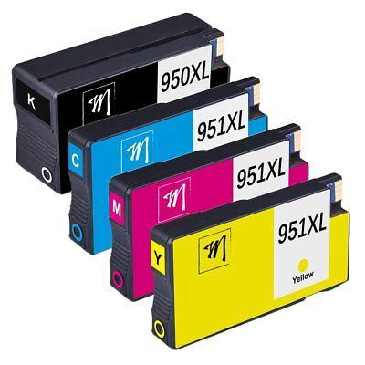 952XL Ink Cartridges Lot for HP Officejet Pro 8743 8744 8745 8746 8747 8210 8710