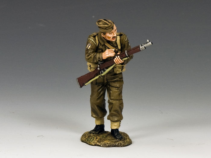 KING AND COUNTRY Home Guard The Scrounger WW2 FOB84 FOB084