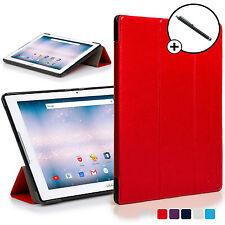 Avanguardia casi ® rosso pieghevole Smart Cover Acer Iconia 10 B3-A30 STILO One