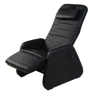Zero Gravity Sofa Chair Recliner PU Leather Home fice
