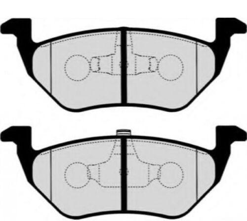 Satz Bremsklötze Bremsbeläge hinten Mazda Tribute Ford Maverick