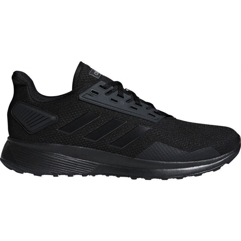 Mens Adidas Duramo 9 Mens Running shoes - Black 1