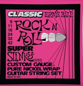 Ernie-BALL-ROCK-039-N-039-Roll-Super-Slinky-09-42-Pure-Nickel-Electric