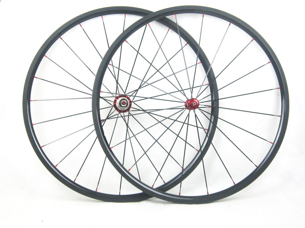 20.5mm width 24mm clincher full carbon fiber road bike wheelset,bike wheel