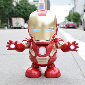 Dancing-Iron-Man-Toys-Hand-Model-Music-Light-Dance-Electric-Hyun-Robot-Doll