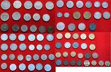 Sammlung von Münzen - Kaiserreich bis Drittes Reich