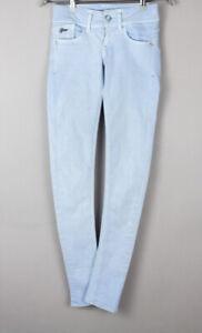 G-STAR RAW Women Lynn Skinny Slim Stretch Jeans Size W24 L32