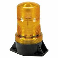 Wolo Strobe Warning Light 12 - 110 Volt Dc 3900-a