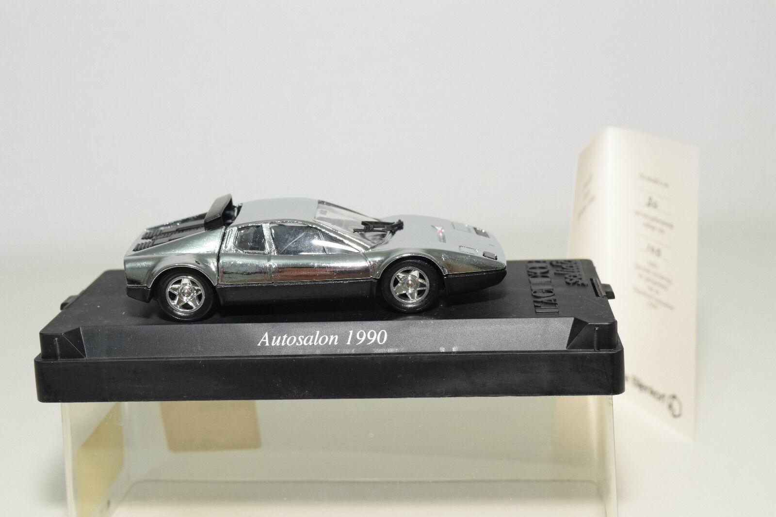 SOLIDO FERRARI BB AUTOSALON 1990 BIJENKORF MINT BOXED 30 30 30   100 RARE SELTEN 36874f