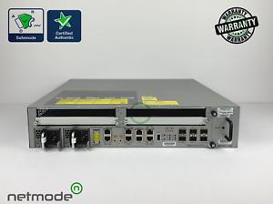 Cisco-ASR-9001-ASR-9001-Router-w-4x-10-GE-Dual-A9K-750W-AC-AC-Power-FAN-Rails