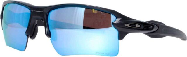 ccde11b4d0 Oakley Flak 2.0 XL Matte Black Prizm Deep Water H20 Polarized Oo9188 ...