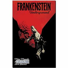Frankenstein Underground Mike Mignola Kultmonster Limitiert 1400 HORROR COMIC LP