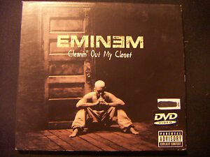 Eminem-Cleanin-out-my-closet-Digipack-2-Track-DVD-Single