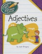 ADJECTIVES (9781624311802) - JOSH GREGORY (HARDCOVER) NEW