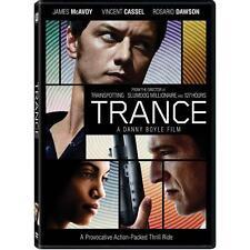 Trance (DVD, 2013) Rosario Dawson, Vincent Cassel, James McAvoy